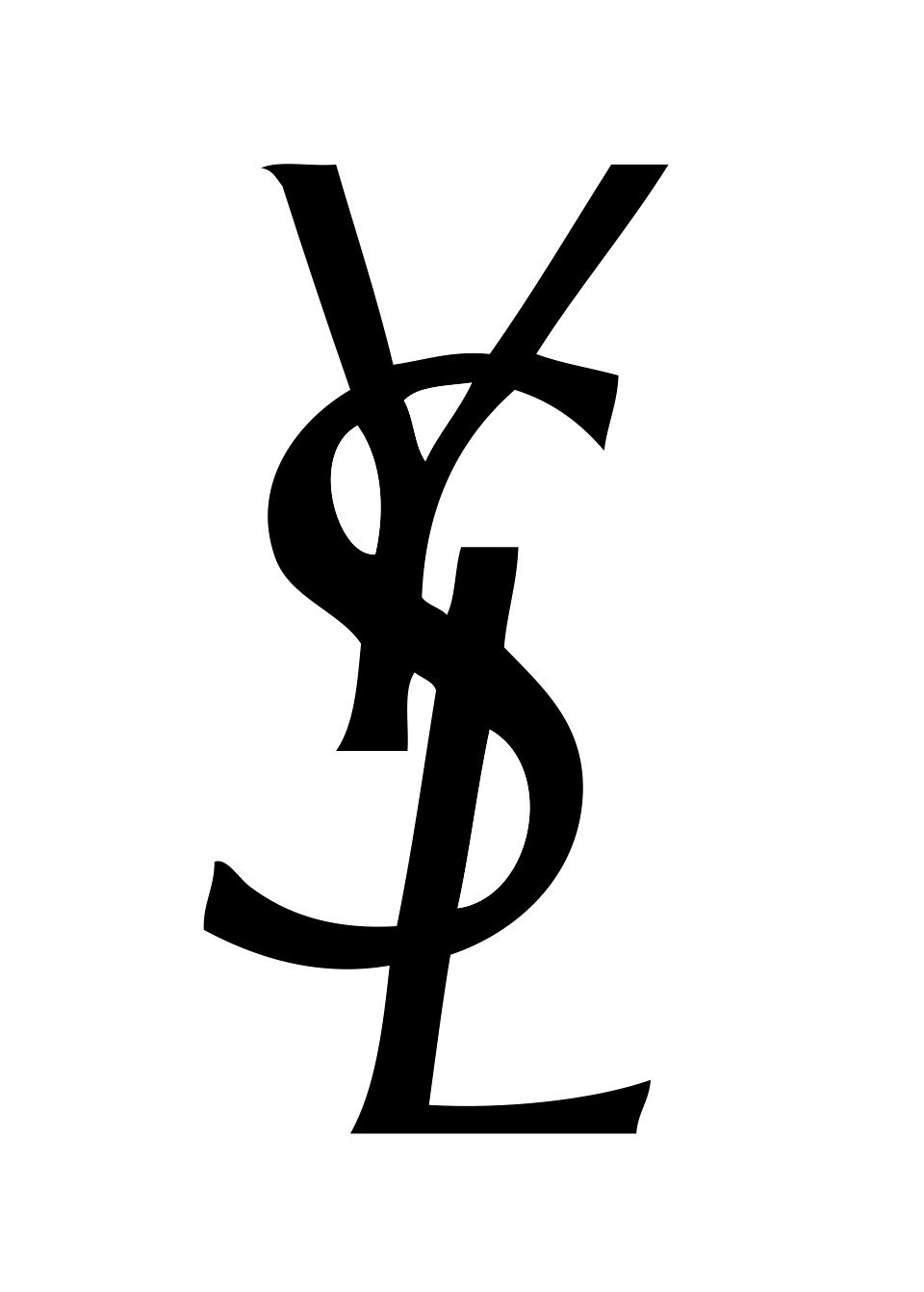 Saint Laurent Brand Logo